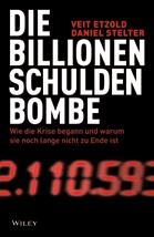 Keynote Speaker Veit Etzold Schuldenbombe: TV Experte Finanzkrise