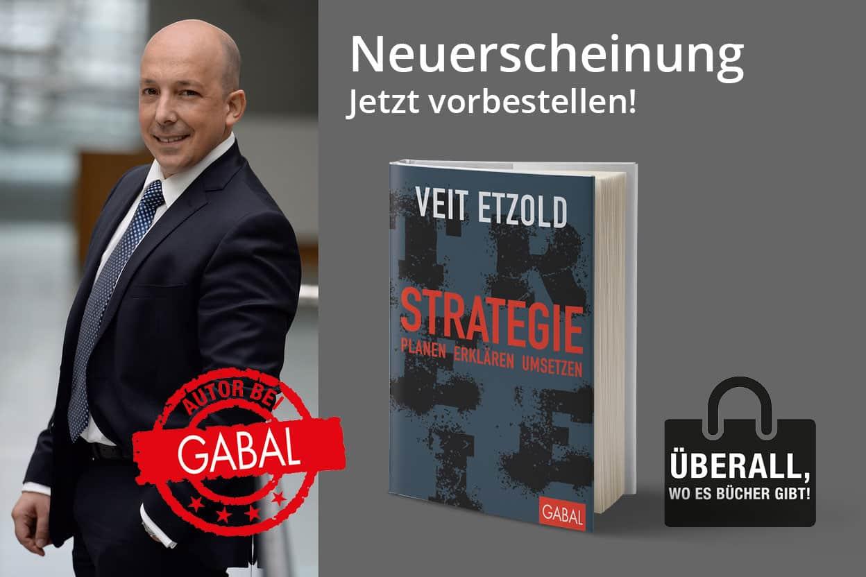 Neues Sachbuch zu Strategie!