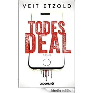 "Buchevent ""Todesdeal"" in Berlin"