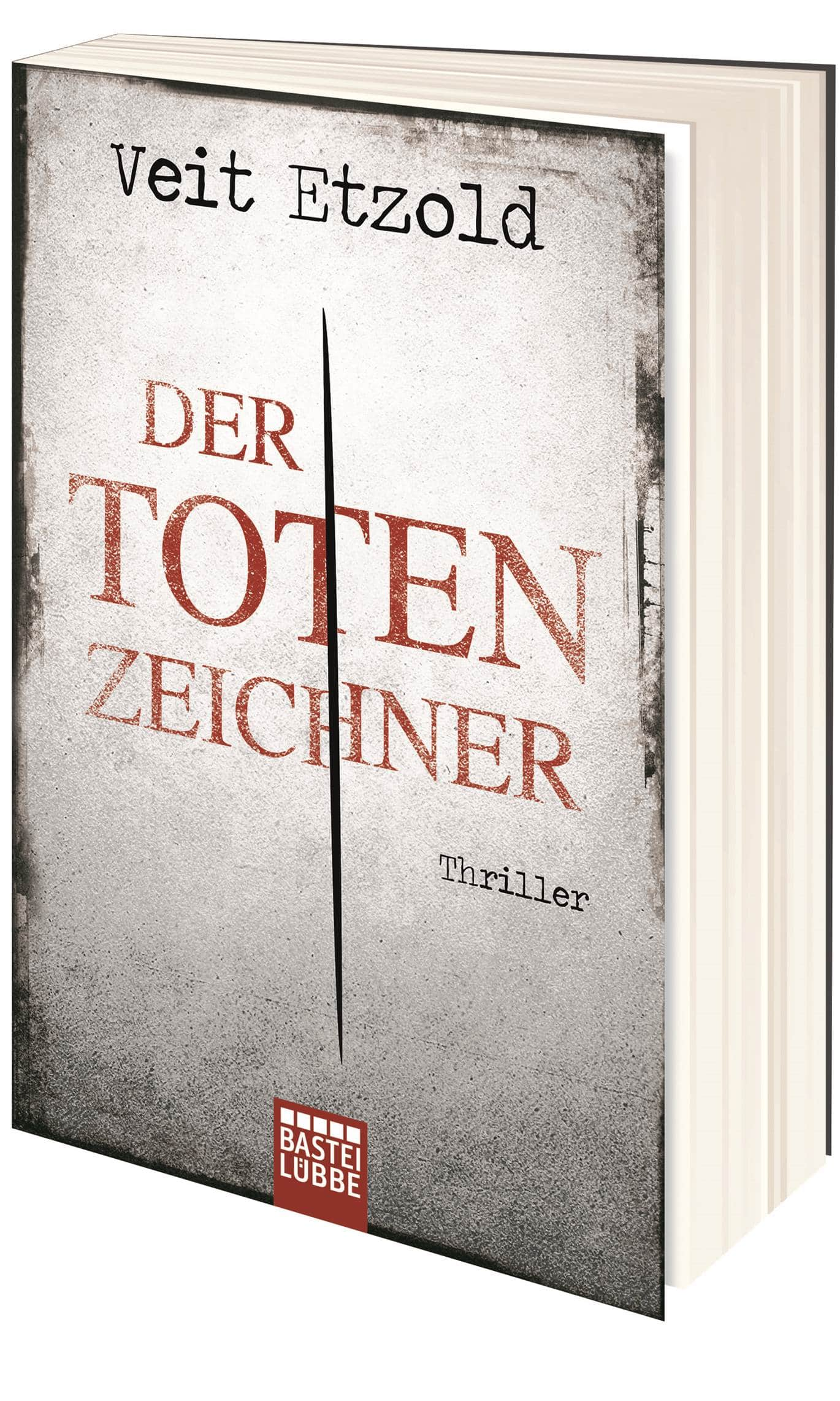 "Book Launch Party ""Der Totenzeichner"""