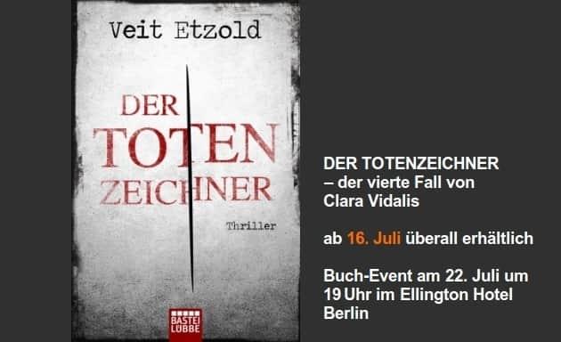 Bücher signieren bei Thalia in Berlin