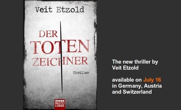 Keynote Speaker – Newsletter  Totenzeichner Tour