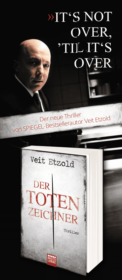 Thriller Profi Veit Etzold
