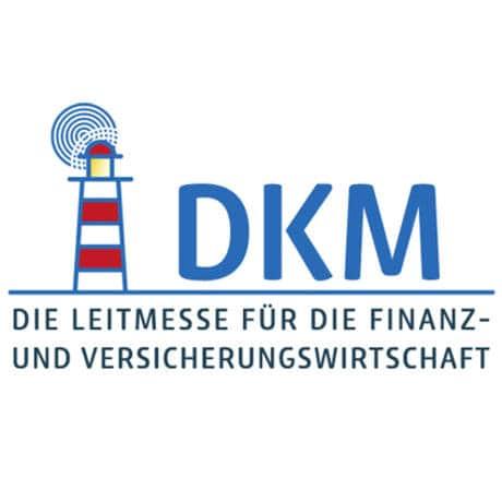 Logo: DKM