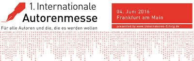 1. Internationale Autorenmesse, Veranstalter Hermann Scherer