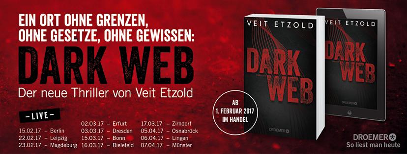 Dark Web Lesung in Wiesbaden
