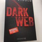 Dark Web  erstes Belegexemplar da
