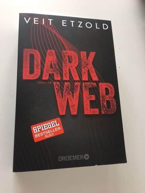 Dark Web – erstes Belegexemplar da!