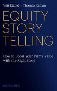 Keynote Speaker Veit Etzold Equity Story Telling