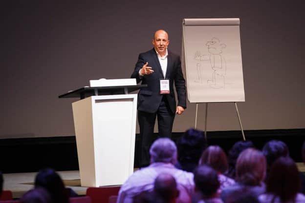 Keynote Speaker – Digital Storytelling auf der DMX in Wien, 01.06., 15 Uhr