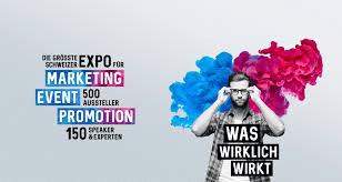 "Key Note ""To tell is to sell – Erfolgsfaktor Storytelling"" auf der SuisseEMEX, Messe Zürich"