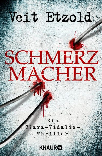"""Premierenlesung: Thrillerevent """"Schmerzmacher"""" mit Veit und Saskia Etzold im Ellington Hotel Berlin"""