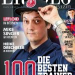Auszeichnung als Nr  Influencer fr Marketing  Vertrieb im Erfolg Magazin