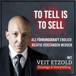 Podcast – TO TELL IS TO SELL