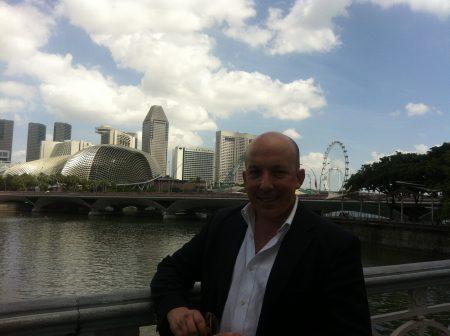 Singapore and William Blake