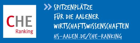 Spitzentitel für Hochschule Aalen!